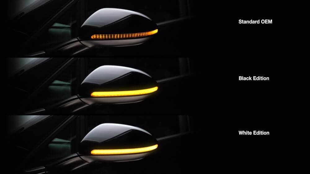 Golf 7 LED dynamische knipperlichten