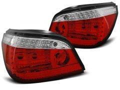 BMW E60 LED achterlicht units, dynamisch knipperlicht Red White