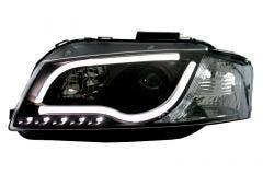 LED koplamp unit geschikt voor Audi A3 (8P) Black
