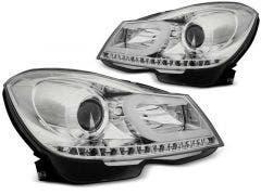 led-koplamp-unit-Mercedes-W204