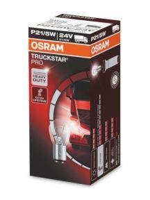 Osram Truckstar Pro P21/5w-BAY15d 24v 7537TSP
