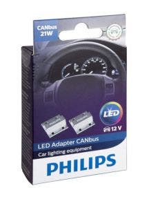 Philips 21w LED Adapter Canbus ontstoringskabel 18957X2
