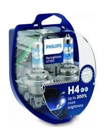Philips RacingVision GT200 H4 12342RGTS2 set