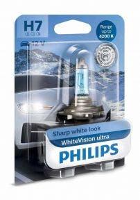 Philips WhiteVision Ultra H7 12972WVUB1 - enkele lamp 2e Kans