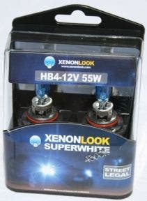 Xenonlook-Super-White-HB4-4300K-55w