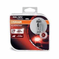 Osram Halogeen Silverstar 2.0 H4