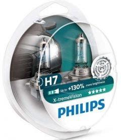 Philips X-tremeVision H7 12972XV+S2