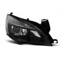LED tube koplamp unit, geschikt voor Opel Astra J 2010 tot 2012 – Black