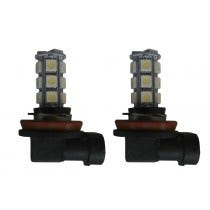 LED vervangingslamp - H8 - Wit
