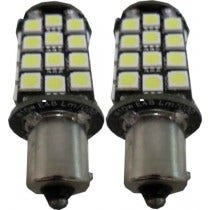 48 SMD Canbus LED achterlicht ba15s rood