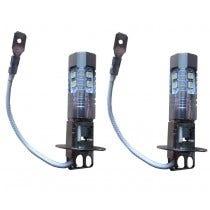 Canbus LED mistlicht H3 10w wit 6000k