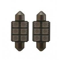 C5W-36mm-SMD-LED-binnenverlichting-groen-Outlet