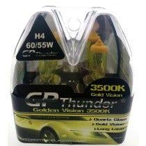 GP Thunder 3500k H4 Xenon Look - gold retro look 55w