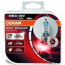 Osram Night Breaker Unlimited HB3 9005NBU