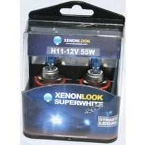Xenonlook-Super-White-H11-4300K-55w