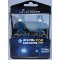 Xenonlook-Super-White-H4-4300K-55w