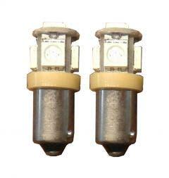 5-SMD-LED-Knipperlicht-BAX9s-oranje