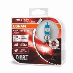 Osram Night Breaker Laser Gen2 HB3 9005NL-HCB