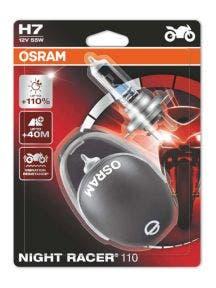 Osram Night Racer 110 H7 64210NR1-02B set