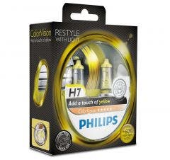 Philips-ColorVision-Geel-H7