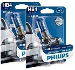 Philips WhiteVision 3700k set - HB4