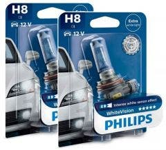 Philips WhiteVision H8 3700k H8 (2 losse blisters)