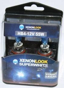 Xenonlook-Super-White-HB4-4300K-55w